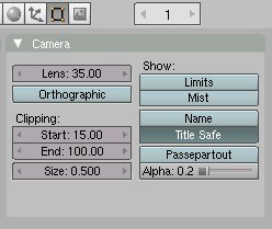 Camera clipping start: 15 (img)