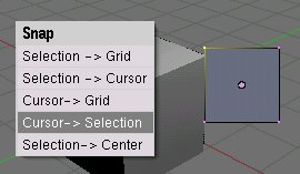 Cursor to Selection (img)
