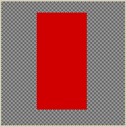 A red rectangle (img)