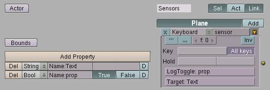 Logic to record user keystrokes(img)